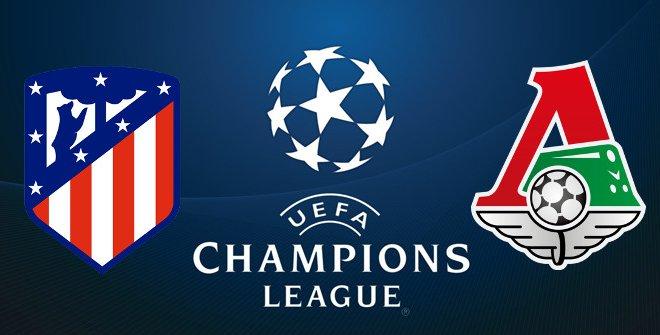 Foci tippek Atlético Madrid – Lokomotiv Moszkva, Bajnokok Ligája – 2019 december  11