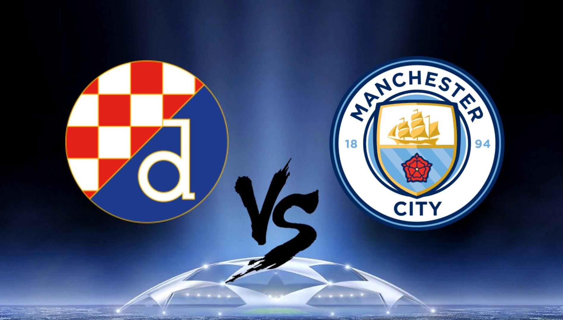 Foci tippek Dinamo Zagreb – Manchester City, Bajnokok Ligája – 2019 december  11