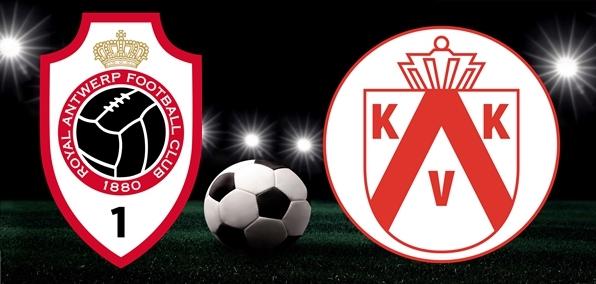 Foci tippek Royal Antwerp FC – Kortrijk,  Belgium Beker van Belgie –  2020 Január  23