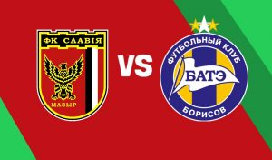Slavia Mozyr - Bate Borisov Tippek