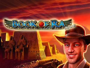 Book of Ra Demo - Bemutató